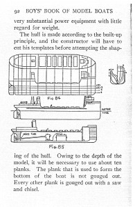 Free, downloadable, book, model, ship, building