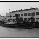 Historic steam tug Hercules photos