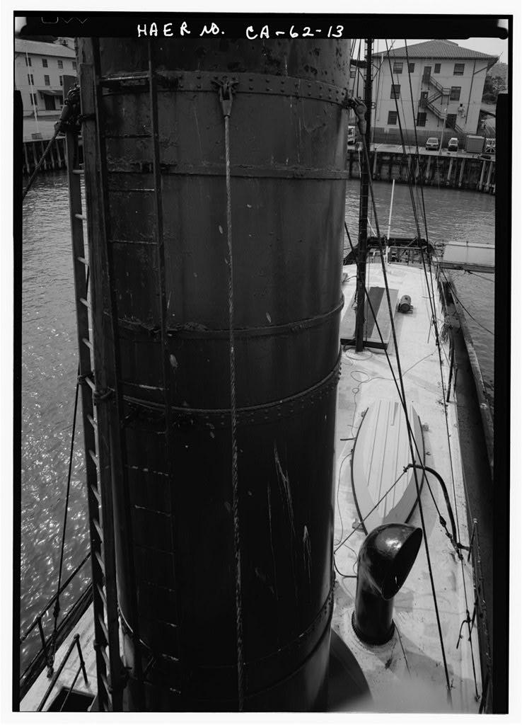 Army Tug Engine Room: Steam Tug Hercules Photo Gallery