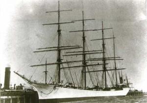 free, ship, plan, Italian, barque, Erasmo, Erasmus, steel, hull