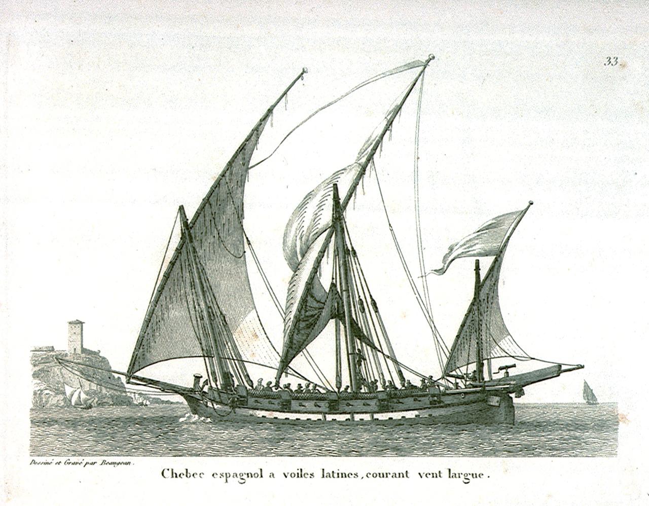 who sailed anything more rakish and ballsy than the americans?