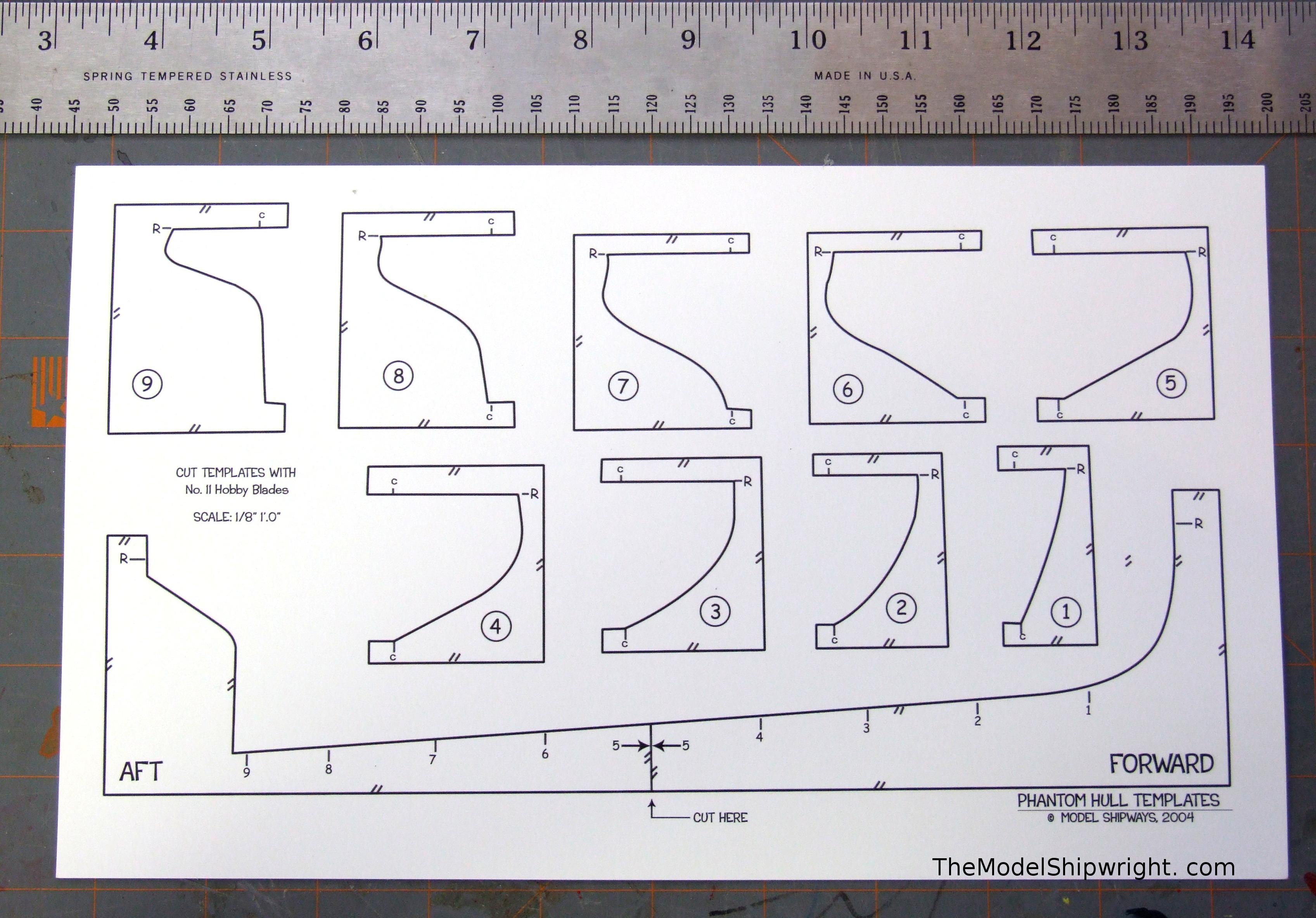 Types Of Ship Model Kits The Model Shipwright
