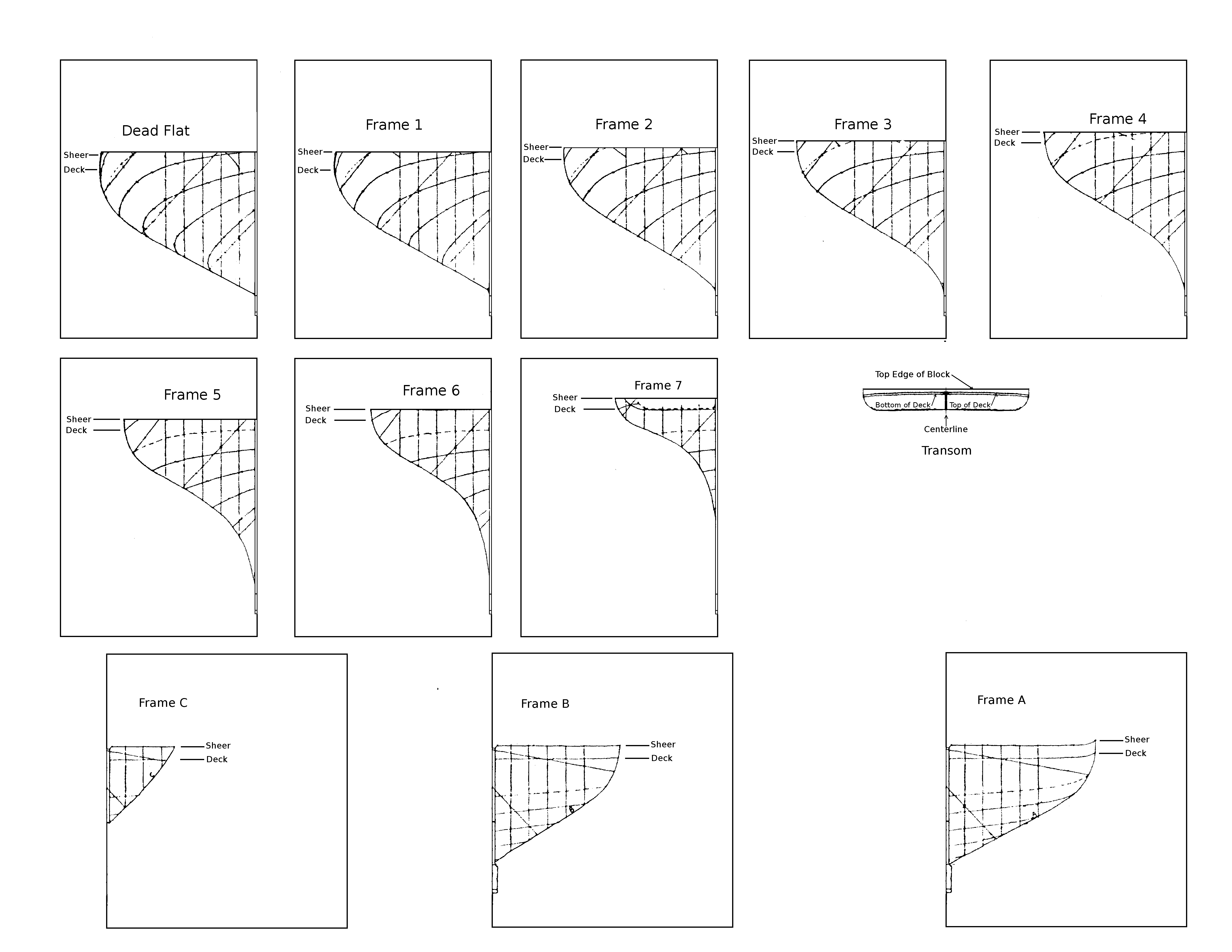Creating a Solid Hull Ship Model 2 | The Model Shipwright