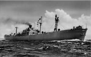 Free ship plans, Liberty Ship Arthur M. Huddell