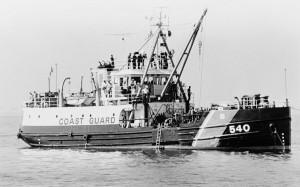 Free ship plans, U.S.C.G., cutter, White Sumac