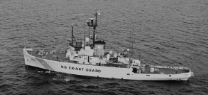 u.s. coast guard, cutter, acushnet, uss shackle, world war II, salvage vessel