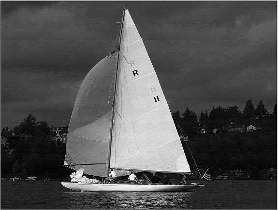 free ship plans, R-boat Pirate, racing sloop, pacific ocean, west