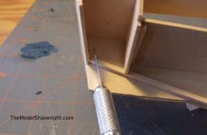 model ship, kit, plank-on-bulkhead