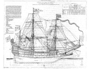 La Courrone, Plate 122 from Souvenirs de Marine Troisième partie by François-Edmond Pâris